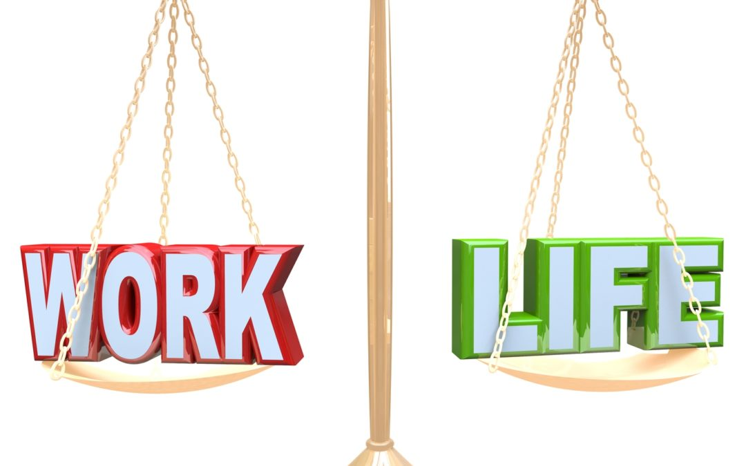 How To Achieve The Elusive ¨Work-Life¨ Balance
