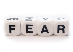Manage fear effectively