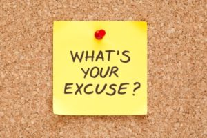 Time Management Excuses