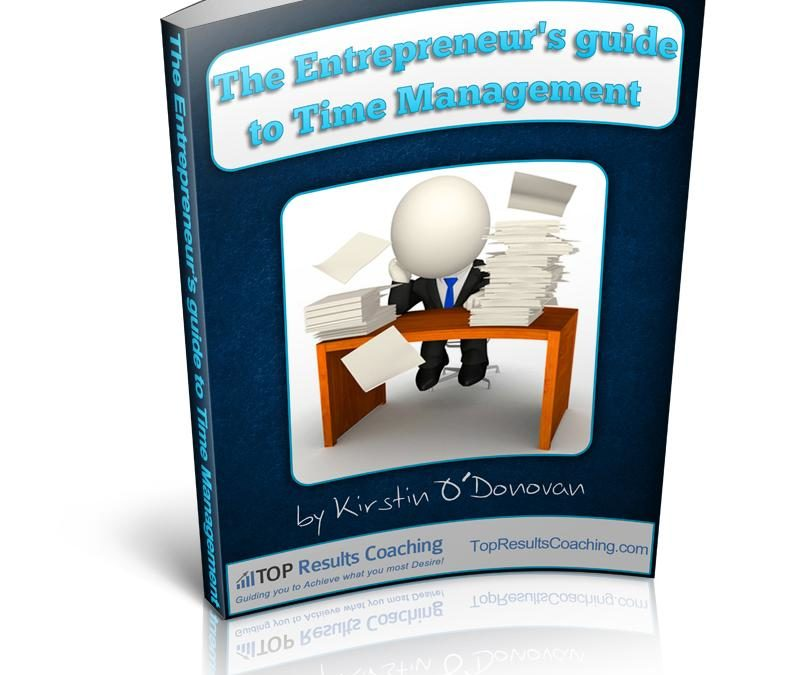 The entrepreneurs Guide to time management