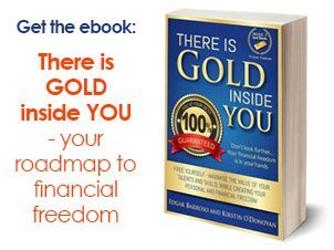 There is gold inside you - How to become an Entrepreneur