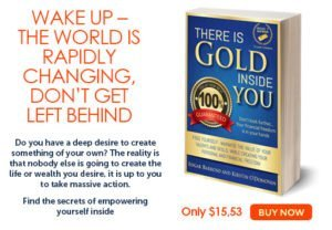 There is gold inside you – How to become an Entrepreneur