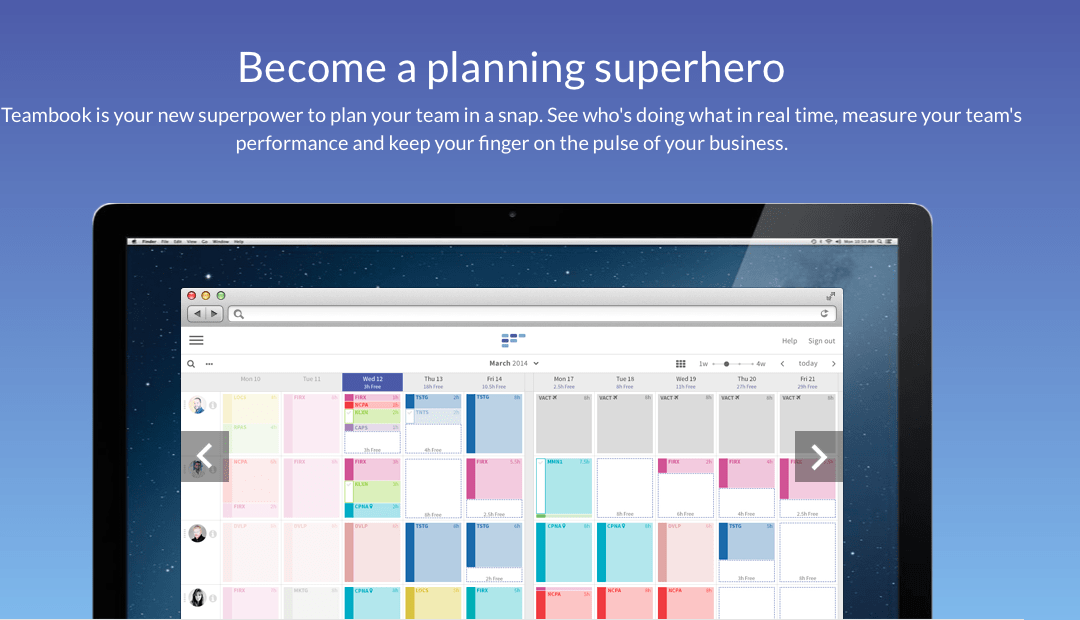 Eliminate the Guesswork & Plan your Team in a Snap